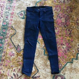 Carmar Waxed Skinny Jeans